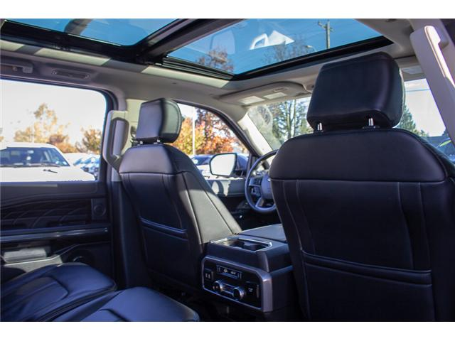 2018 Ford Expedition Max Platinum (Stk: 8EX4766A) in Surrey - Image 18 of 29