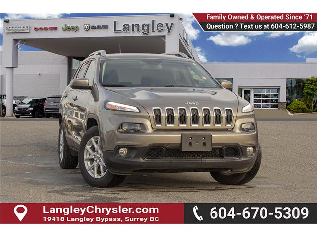 2017 Jeep Cherokee North (Stk: EE900140) in Surrey - Image 1 of 28