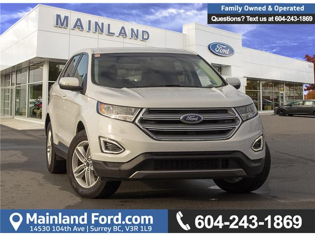 2018 Ford Edge SEL (Stk: P0507) in Surrey - Image 1 of 30