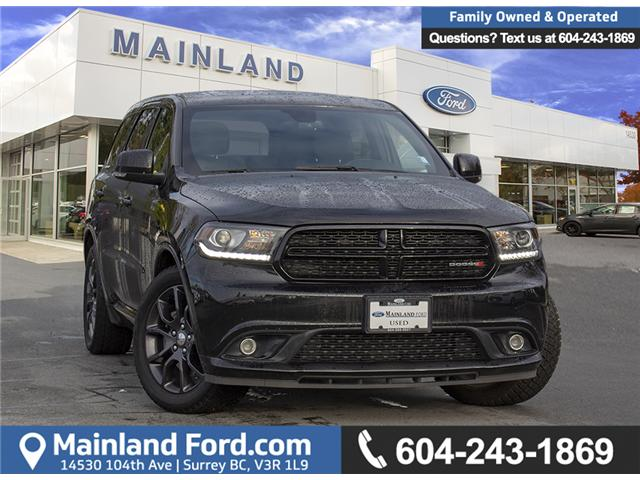 2016 Dodge Durango R/T (Stk: P5295A) in Surrey - Image 1 of 30