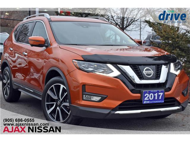 2017 Nissan Rogue SL Platinum (Stk: U107A) in Ajax - Image 1 of 28