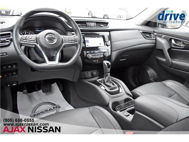 2017 Nissan Rogue SL Platinum (Stk: U107A) in Ajax - Image 2 of 28