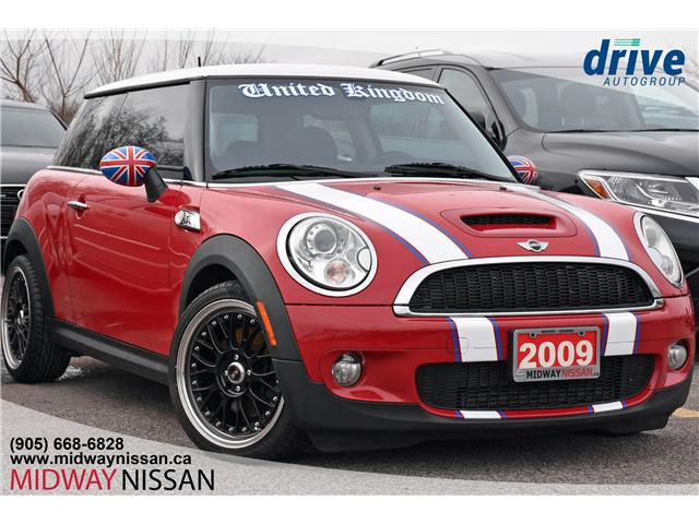 2009 MINI Cooper S Base (Stk: JC363336B) in Whitby - Image 1 of 22