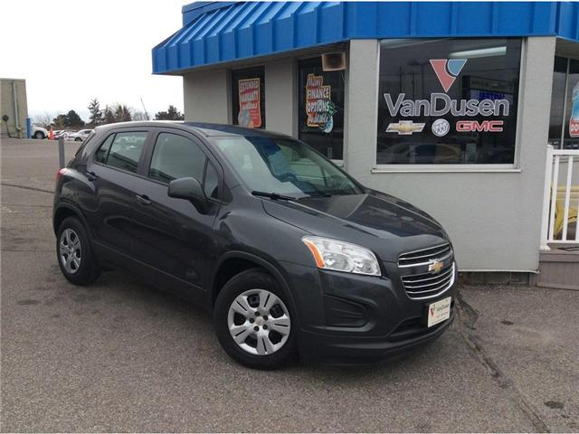2016 Chevrolet Trax LS (Stk: B7268) in Ajax - Image 1 of 23