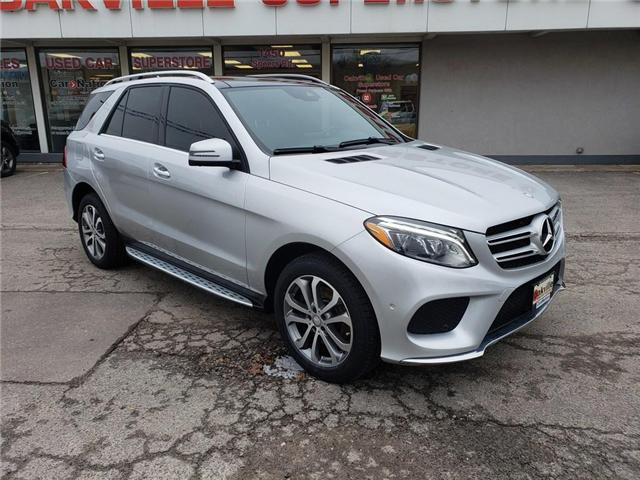 2016 Mercedes-Benz GLE-Class 350d 4MATIC | PANO | LED | NAVI | 360 CAM (Stk: P11728) in Oakville - Image 2 of 26