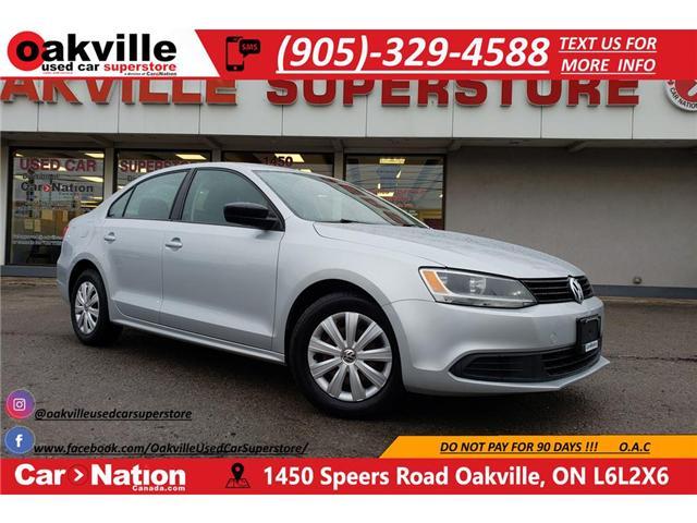 2012 Volkswagen Jetta 2.0L TRENDLINE+ | HTD SEATS | KEYLESS ENT | LOW KM (Stk: P11725) in Oakville - Image 1 of 22