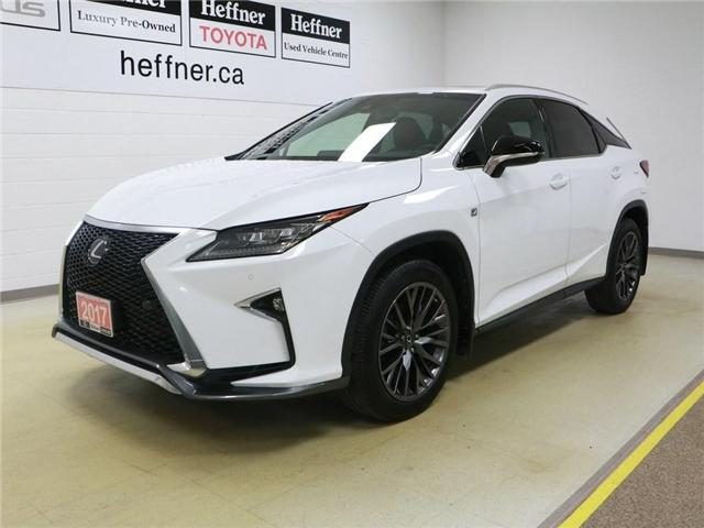 2017 Lexus RX 350 Base (Stk: 187352) in Kitchener - Image 1 of 29