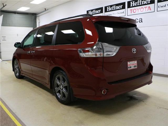 2015 Toyota Sienna SE 8 Passenger (Stk: 186500) in Kitchener - Image 2 of 29
