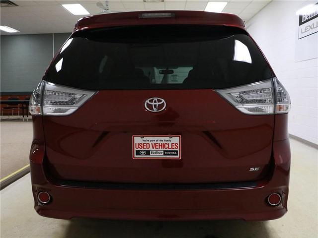 2015 Toyota Sienna SE 8 Passenger (Stk: 186500) in Kitchener - Image 22 of 29