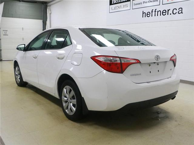 2014 Toyota Corolla  (Stk: 186511) in Kitchener - Image 2 of 27
