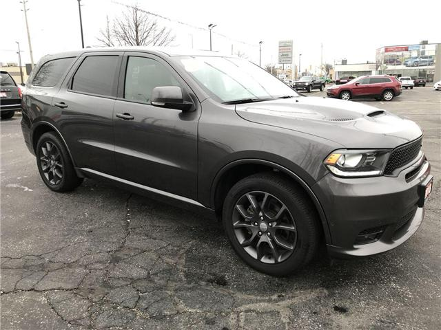 2018 Dodge Durango R/T (Stk: 44663) in Windsor - Image 1 of 12