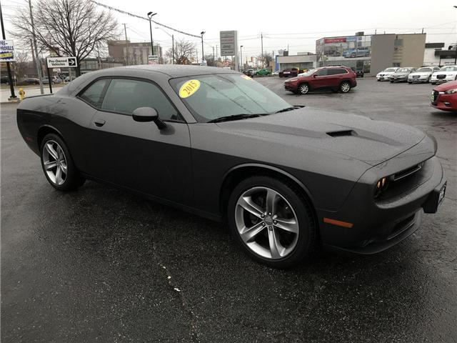 2015 Dodge Challenger SXT (Stk: 19524A) in Windsor - Image 1 of 11