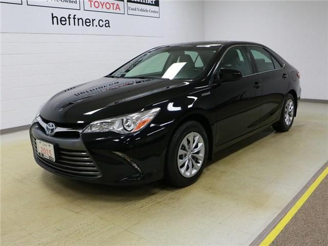 2015 Toyota Camry Hybrid LE (Stk: 186531) in Kitchener - Image 1 of 26