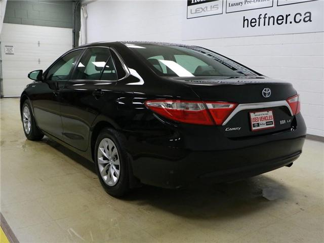 2015 Toyota Camry Hybrid LE (Stk: 186531) in Kitchener - Image 2 of 26
