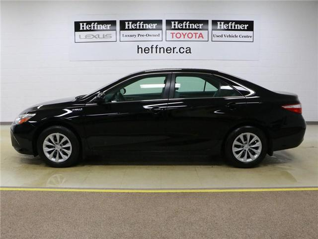 2015 Toyota Camry Hybrid LE (Stk: 186531) in Kitchener - Image 17 of 26
