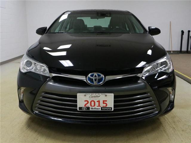 2015 Toyota Camry Hybrid LE (Stk: 186531) in Kitchener - Image 18 of 26