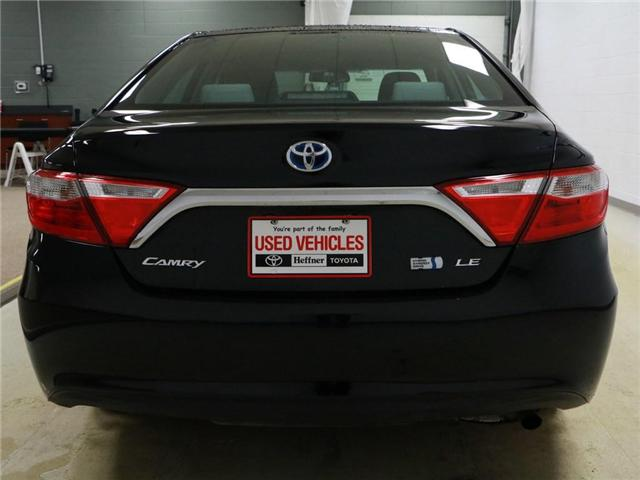 2015 Toyota Camry Hybrid LE (Stk: 186531) in Kitchener - Image 19 of 26