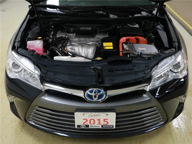 2015 Toyota Camry Hybrid LE (Stk: 186531) in Kitchener - Image 23 of 26