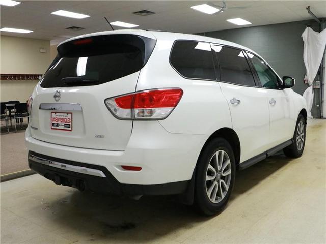 2016 Nissan Pathfinder S (Stk: 186496) in Kitchener - Image 3 of 27