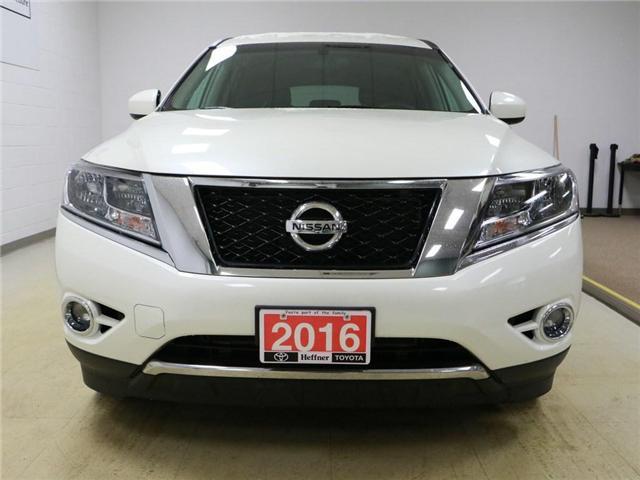 2016 Nissan Pathfinder S (Stk: 186496) in Kitchener - Image 19 of 27
