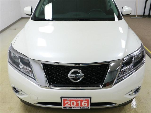 2016 Nissan Pathfinder S (Stk: 186496) in Kitchener - Image 23 of 27