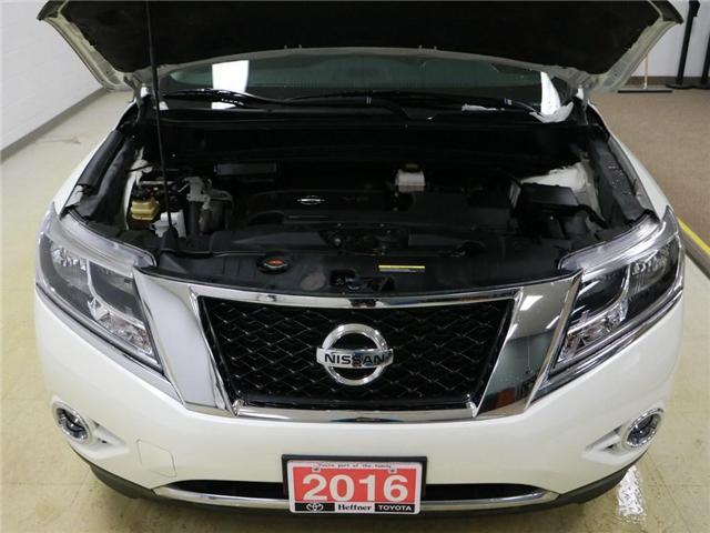 2016 Nissan Pathfinder S (Stk: 186496) in Kitchener - Image 24 of 27