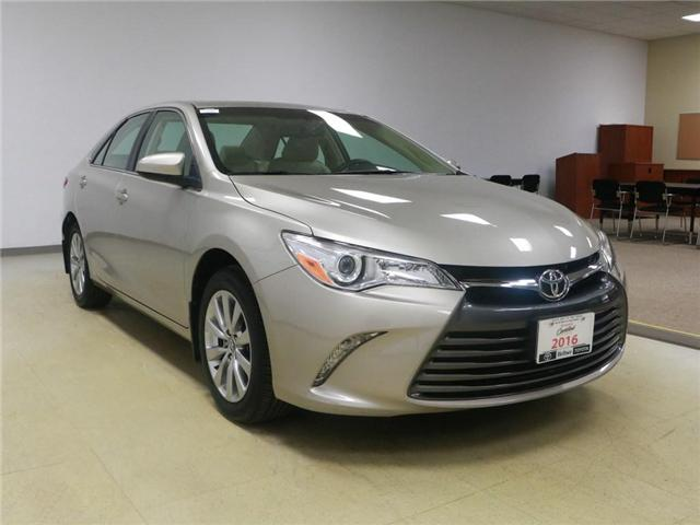 2016 Toyota Camry XLE (Stk: 186528) in Kitchener - Image 4 of 29