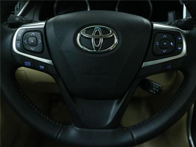 2016 Toyota Camry XLE (Stk: 186528) in Kitchener - Image 10 of 29