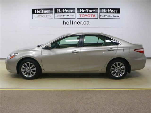 2016 Toyota Camry XLE (Stk: 186528) in Kitchener - Image 20 of 29