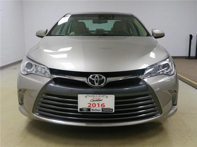 2016 Toyota Camry XLE (Stk: 186528) in Kitchener - Image 21 of 29
