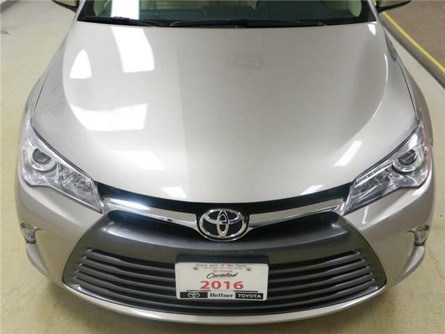 2016 Toyota Camry XLE (Stk: 186528) in Kitchener - Image 25 of 29