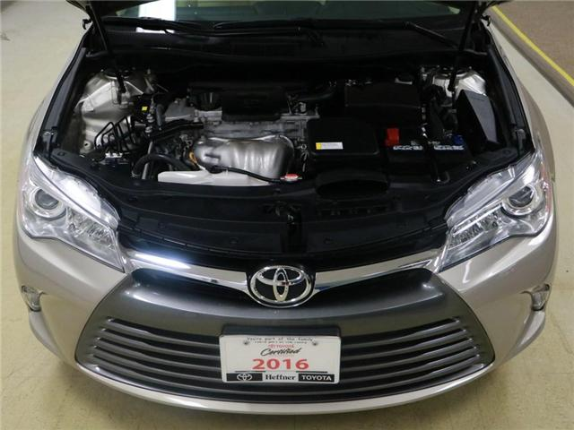2016 Toyota Camry XLE (Stk: 186528) in Kitchener - Image 26 of 29