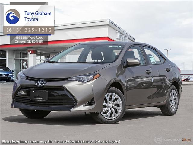 2019 Toyota Corolla LE (Stk: 57745) in Ottawa - Image 1 of 23