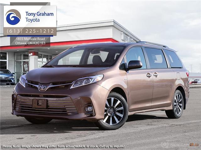 2019 Toyota Sienna XLE 7-Passenger (Stk: 57409) in Ottawa - Image 1 of 23