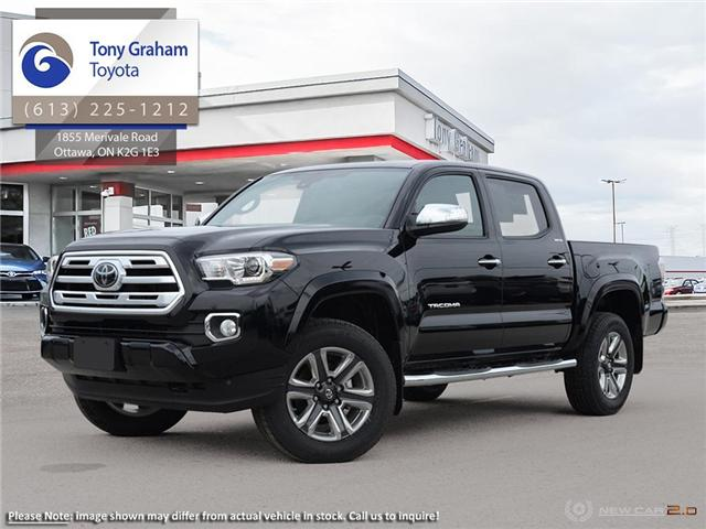 2019 Toyota Tacoma Limited V6 (Stk: 57758) in Ottawa - Image 1 of 23