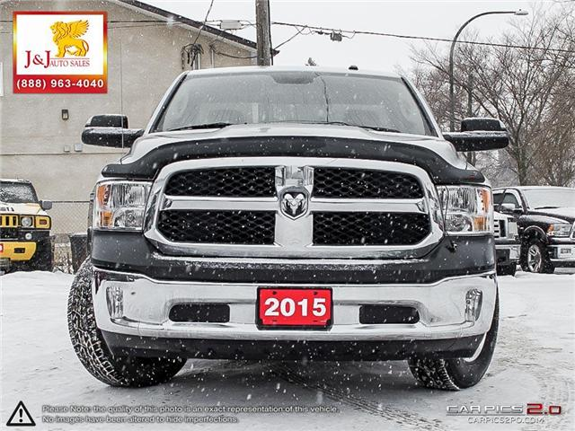 2015 RAM 1500 SLT (Stk: J18133-1) in Brandon - Image 2 of 27