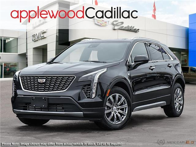 2019 Cadillac XT4 Premium Luxury (Stk: K9D037) in Mississauga - Image 1 of 24