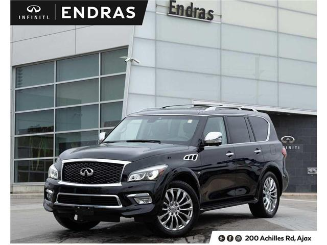 2017 Infiniti QX80  (Stk: P0740) in Ajax - Image 1 of 28