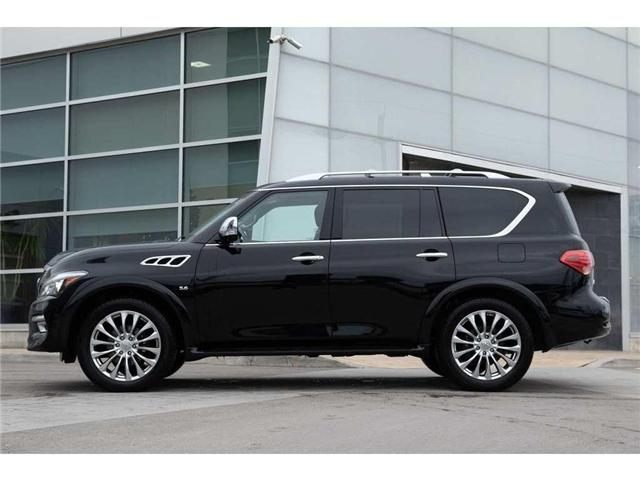 2017 Infiniti QX80  (Stk: P0740) in Ajax - Image 2 of 28