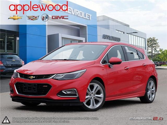 2018 Chevrolet Cruze Premier Auto (Stk: 7589P) in Mississauga - Image 1 of 28