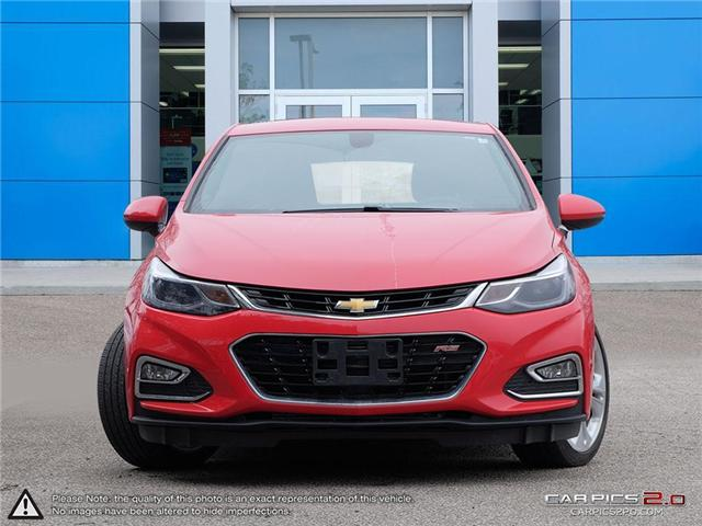 2018 Chevrolet Cruze Premier Auto (Stk: 7589P) in Mississauga - Image 2 of 28