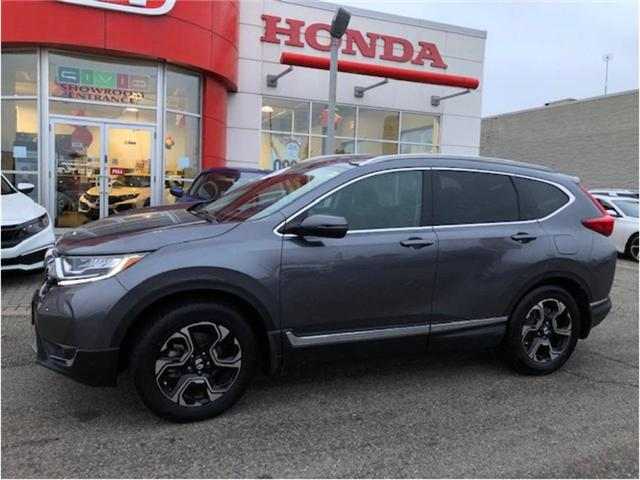 2018 Honda CR-V Touring (Stk: J9412) in Georgetown - Image 1 of 1