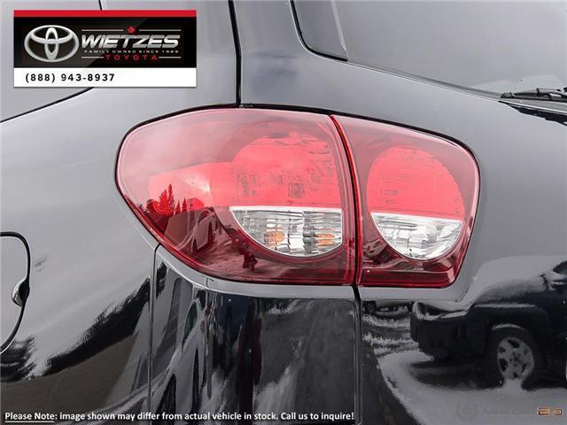 2019 Toyota Sequoia Platinum (Stk: 67729) in Vaughan - Image 11 of 24