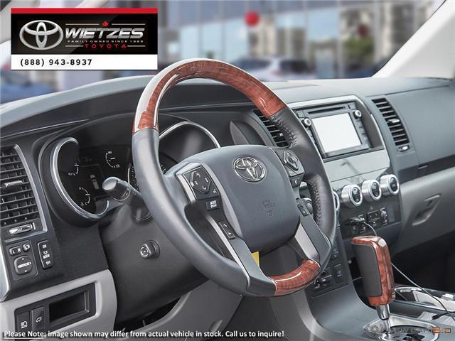 2019 Toyota Sequoia Platinum (Stk: 67729) in Vaughan - Image 12 of 24