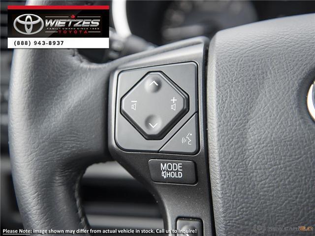 2019 Toyota Sequoia Platinum (Stk: 67729) in Vaughan - Image 16 of 24