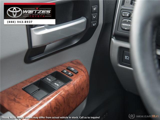 2019 Toyota Sequoia Platinum (Stk: 67729) in Vaughan - Image 17 of 24