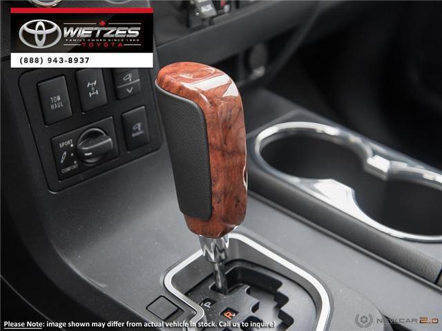 2019 Toyota Sequoia Platinum (Stk: 67729) in Vaughan - Image 18 of 24