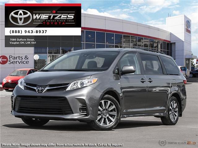 2019 Toyota Sienna LE 8 Passenger (Stk: 67933) in Vaughan - Image 1 of 24