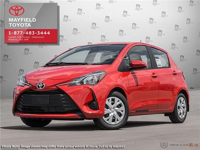 2018 Toyota Yaris LE (Stk: 1802837) in Edmonton - Image 1 of 24