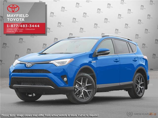 2018 Toyota RAV4 Hybrid SE (Stk: 1862843) in Edmonton - Image 1 of 22